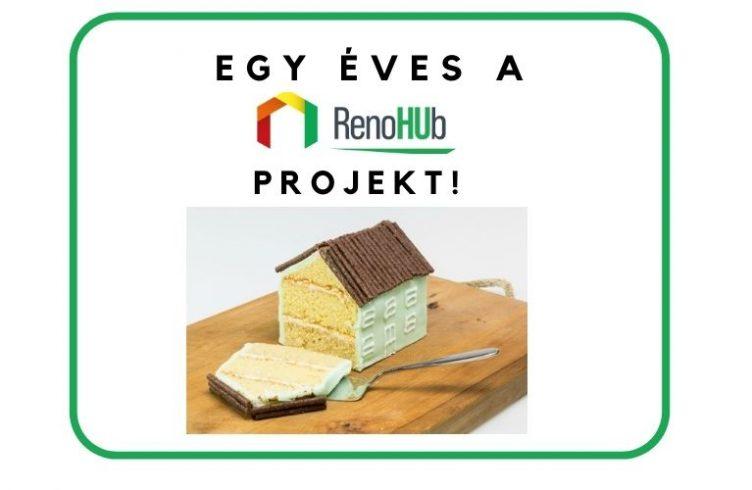 Egy éves lett a RenoHUb projekt!